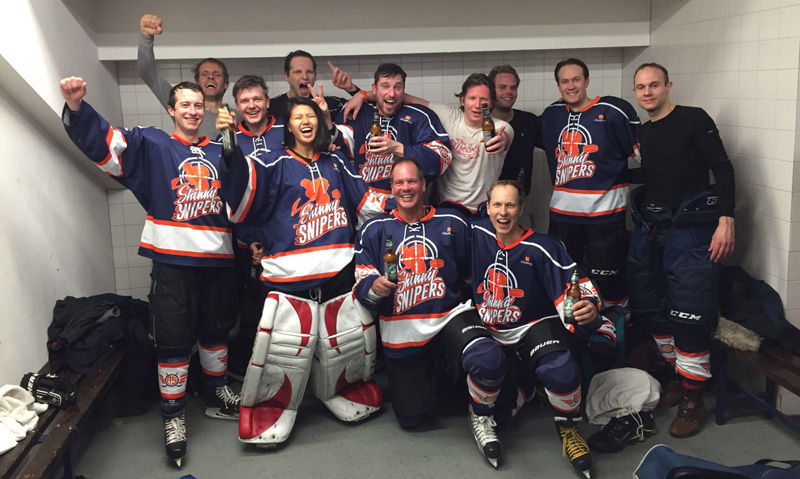 Shinny Snipers Champs 5th divisiom